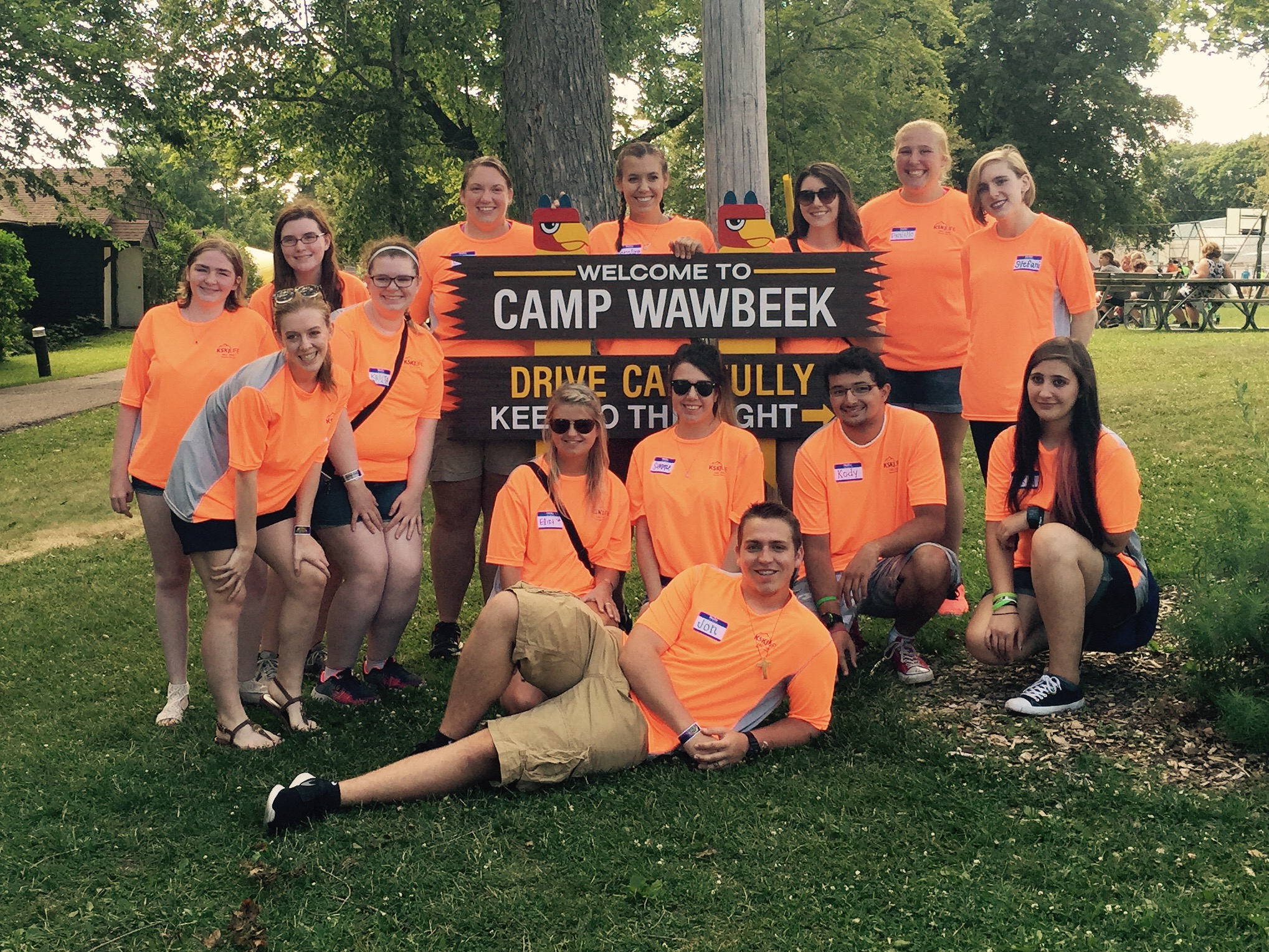Camp Wawbeek group photo LIGHTER